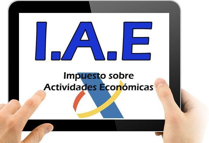 El Impuesto de Actividades Económicas (IAE)